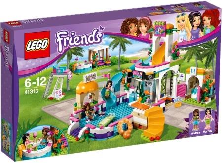 LEGO - Friends 41313 Letní bazén v městečku Heartlake