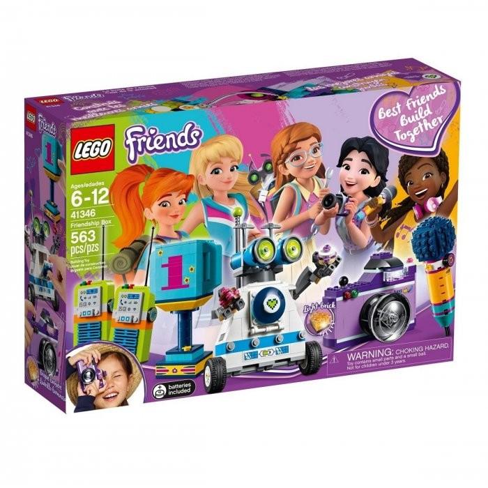 LEGO - Friends 41346 Box přátelství
