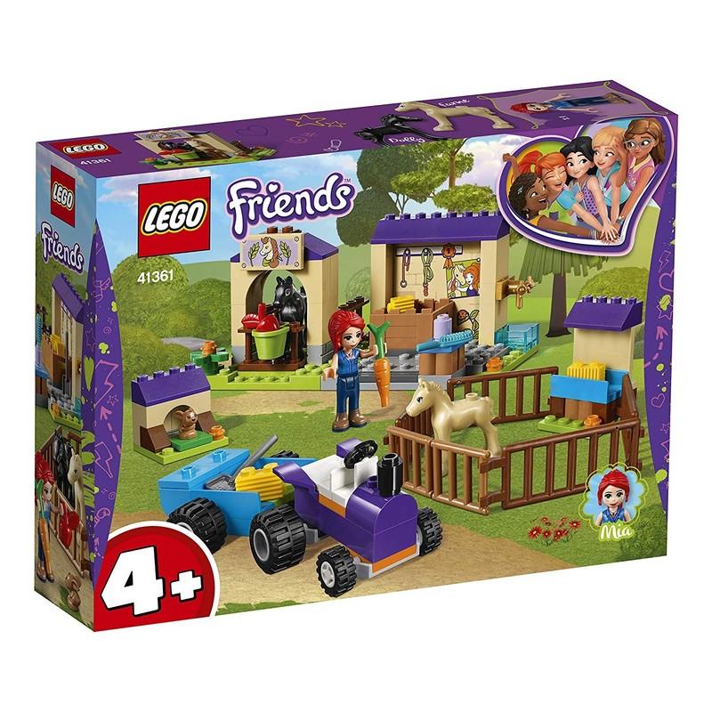 LEGO - Friends 41361 Miina stáj pro hříbě