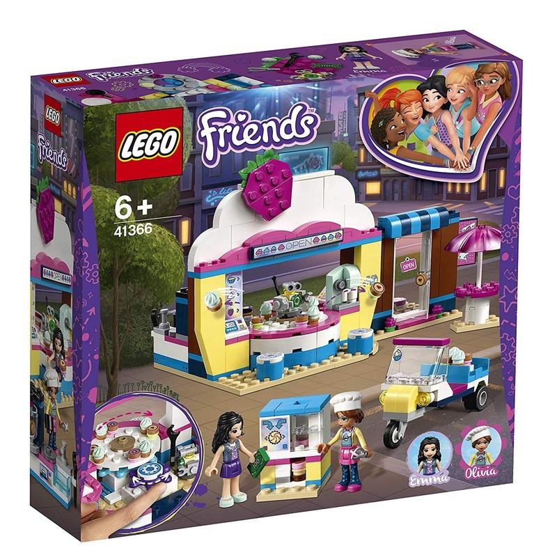 LEGO - Friends 41366 Oliviina cukrárna
