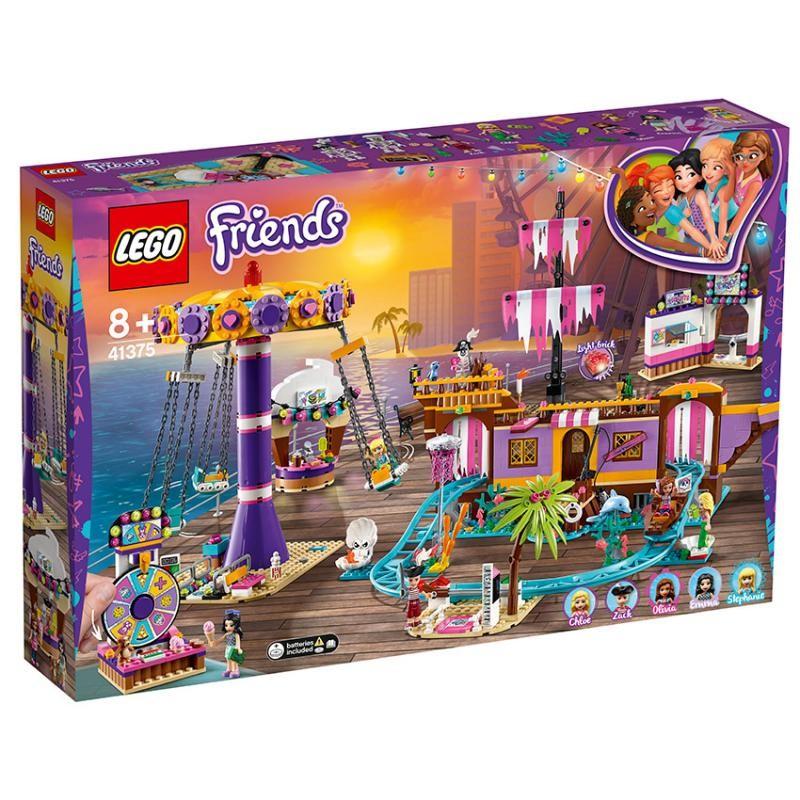 LEGO - Friends 41375 Zábavní park na molu