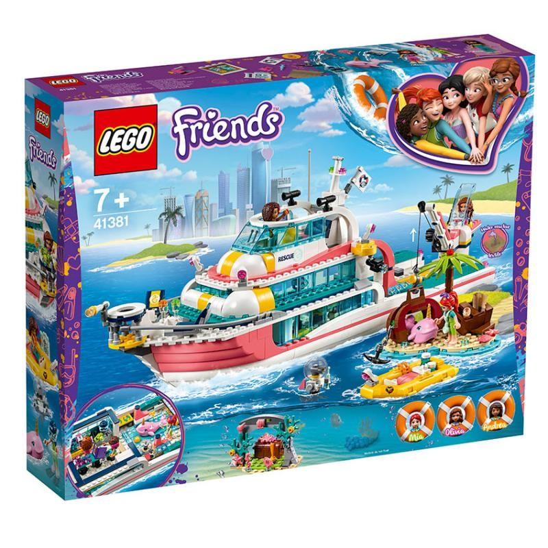 LEGO - Friends 41381 Záchranný člun