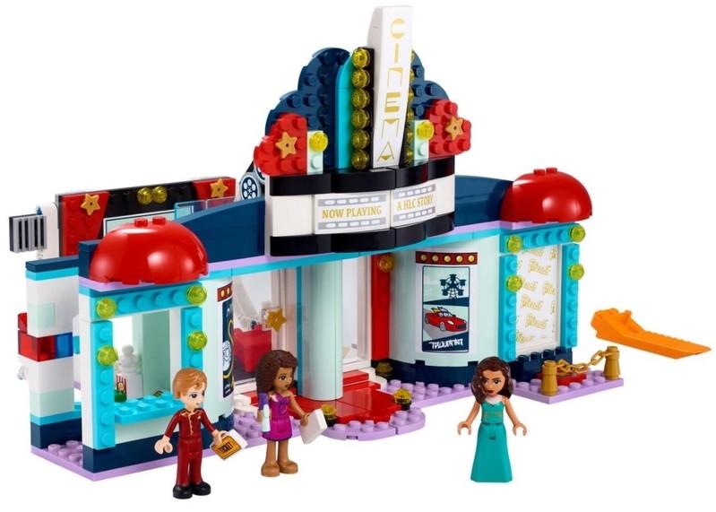 LEGO - Friends 41448 Kino v městečku Heartlake