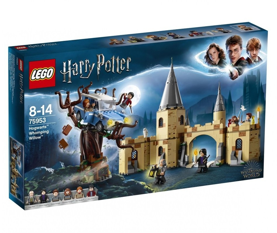 LEGO - Harry Potter 75953 Bradavická Zuřivá vrba