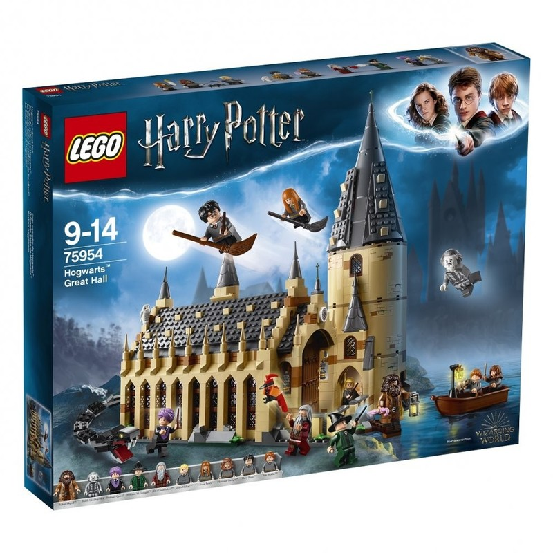 LEGO - Harry Potter 75954 Bradavická aula