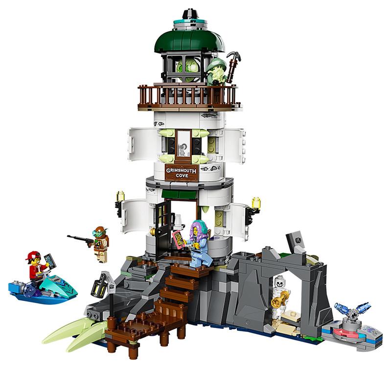 LEGO - Hidden Side ™ 70431 Temný maják