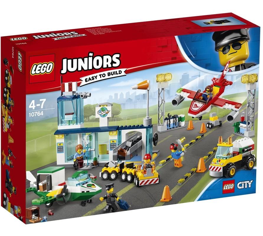 LEGO - Juniors City 10764 Městské centrální letiště