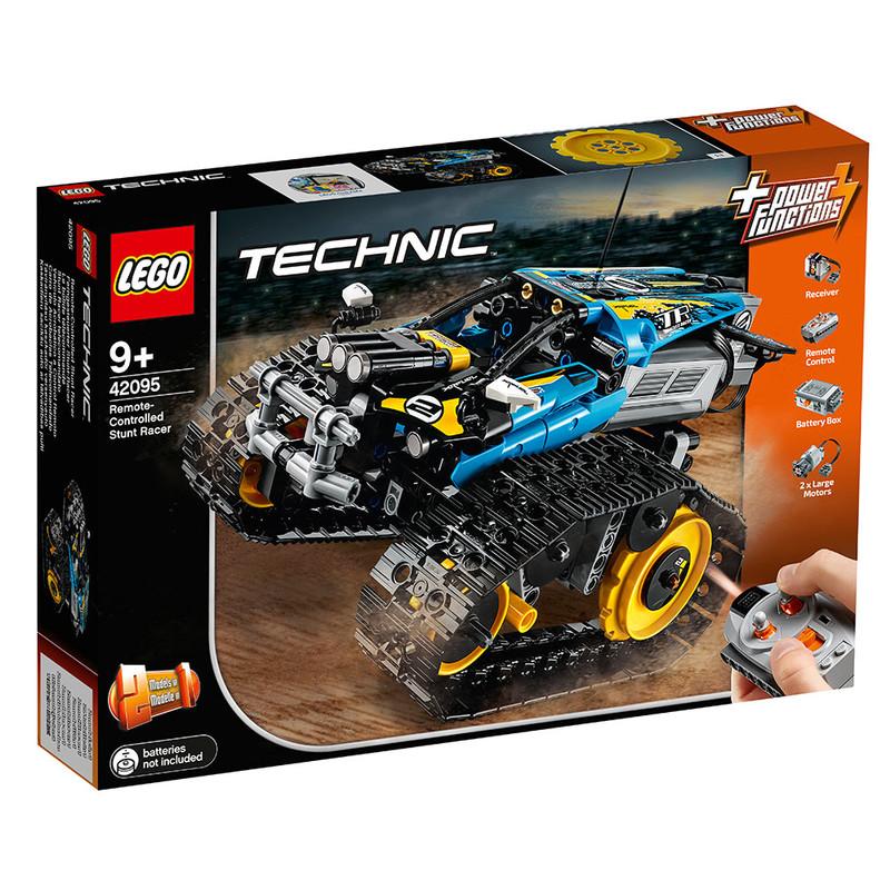 LEGO - Kaskadérské Závodní Auto Na Dálkové Ovládání