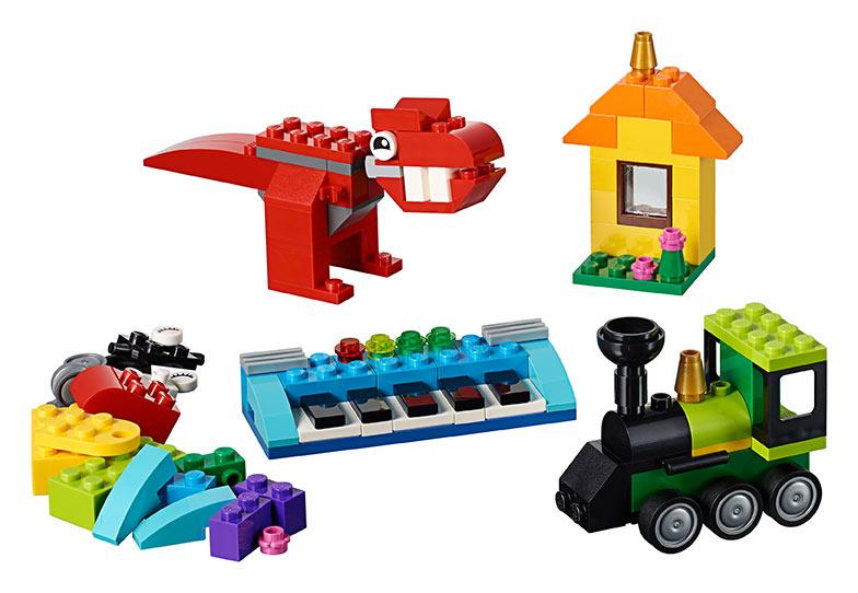 LEGO - Kostky A Nápady