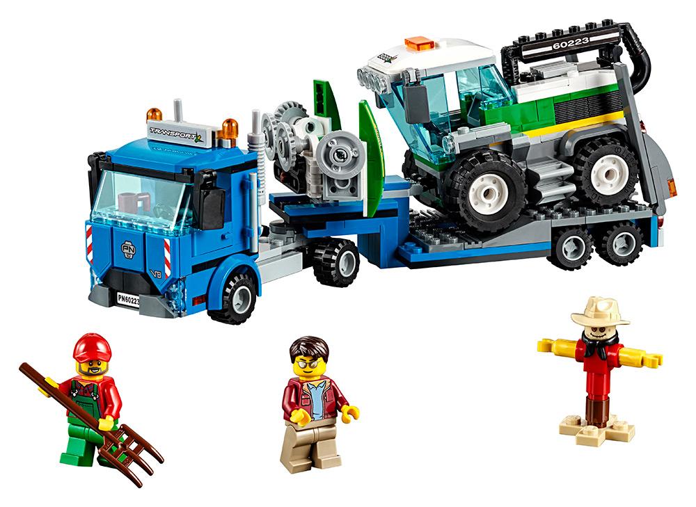 LEGO - Kombajn