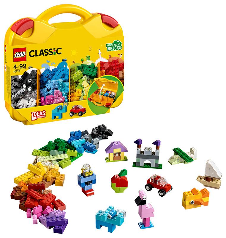 LEGO - Kreativní Kufřík