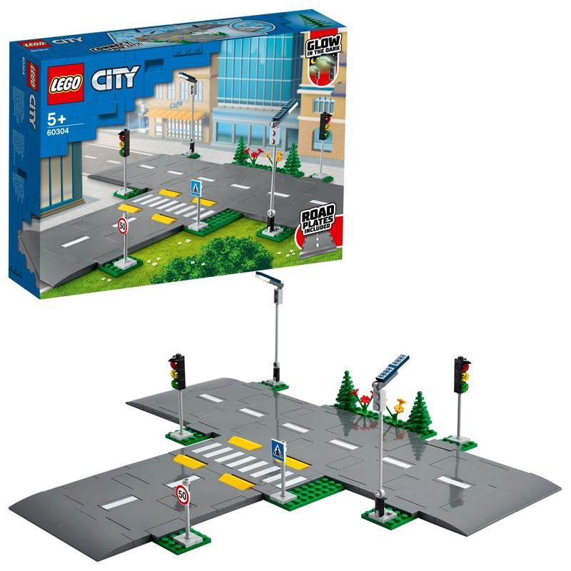 LEGO - Křižovatka