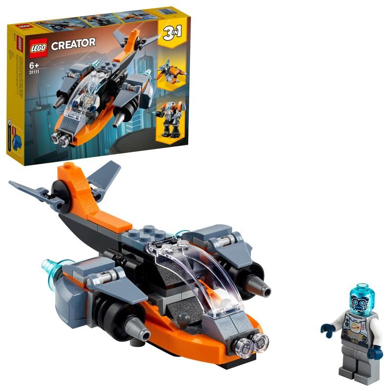 LEGO - Kyberdron