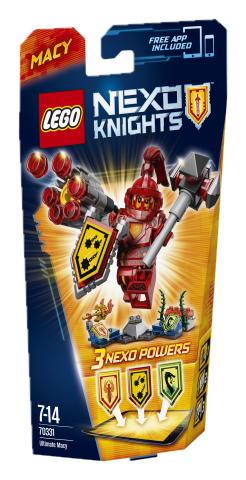 LEGO - LEGO Nexo Knights 70331 Úžasná Macy