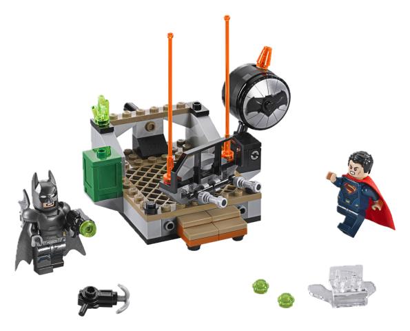 LEGO - LEGO Super Heroes 76044 Souboj hrdinů
