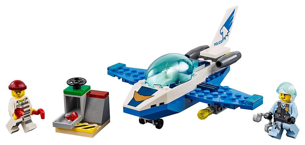 LEGO - Hlídka Letecké Policie