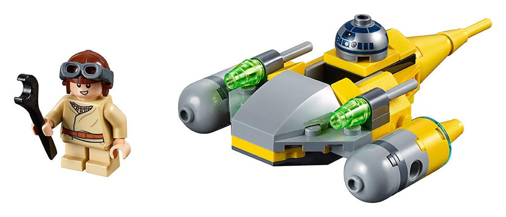 LEGO - Mikrostíhačka Starfighter™ Naboo