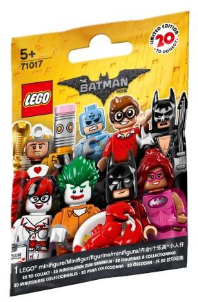 LEGO - minifigurky 71017 BATMAN VE FILMU