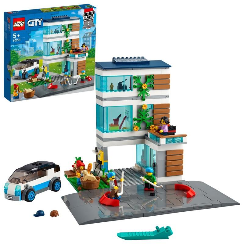 LEGO - Moderní rodinný dům