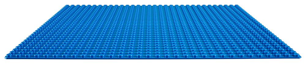 LEGO - Modrá podložka na stavění