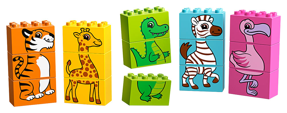 LEGO - Můj První Hlavolam