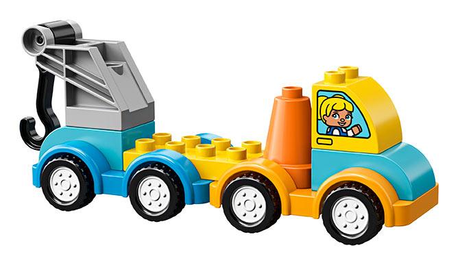 LEGO - Můj První Odtahový Vůz