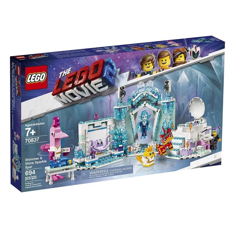 LEGO - Movie 2 70837 Třpytivé a lesklé lázně