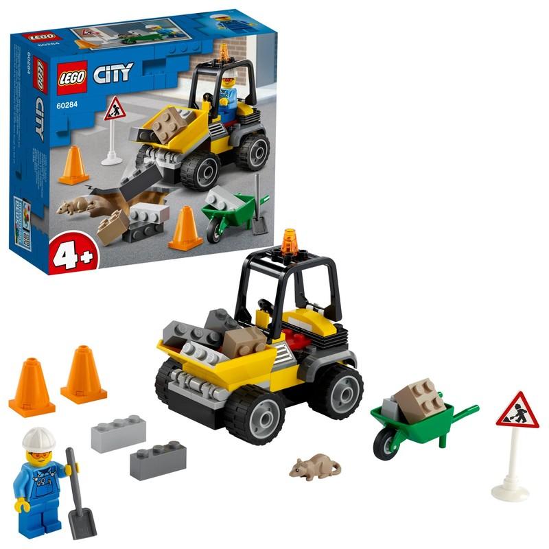 LEGO - Náklaďák silničářů