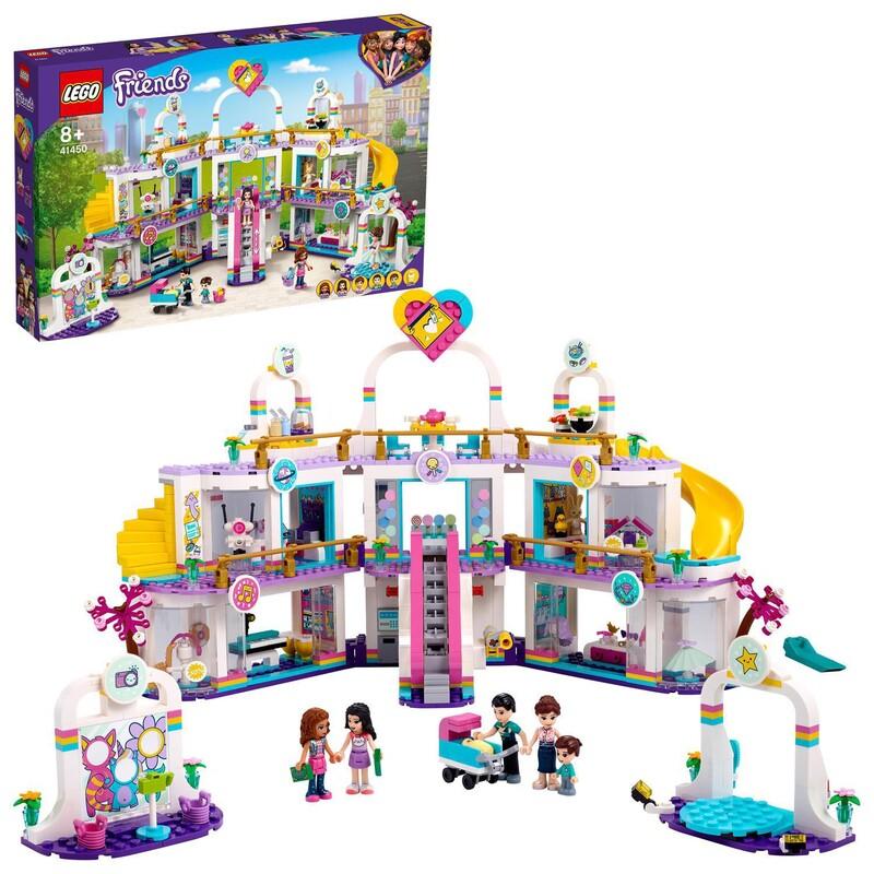LEGO - Nákupní Centrum V Městečku Heartlake