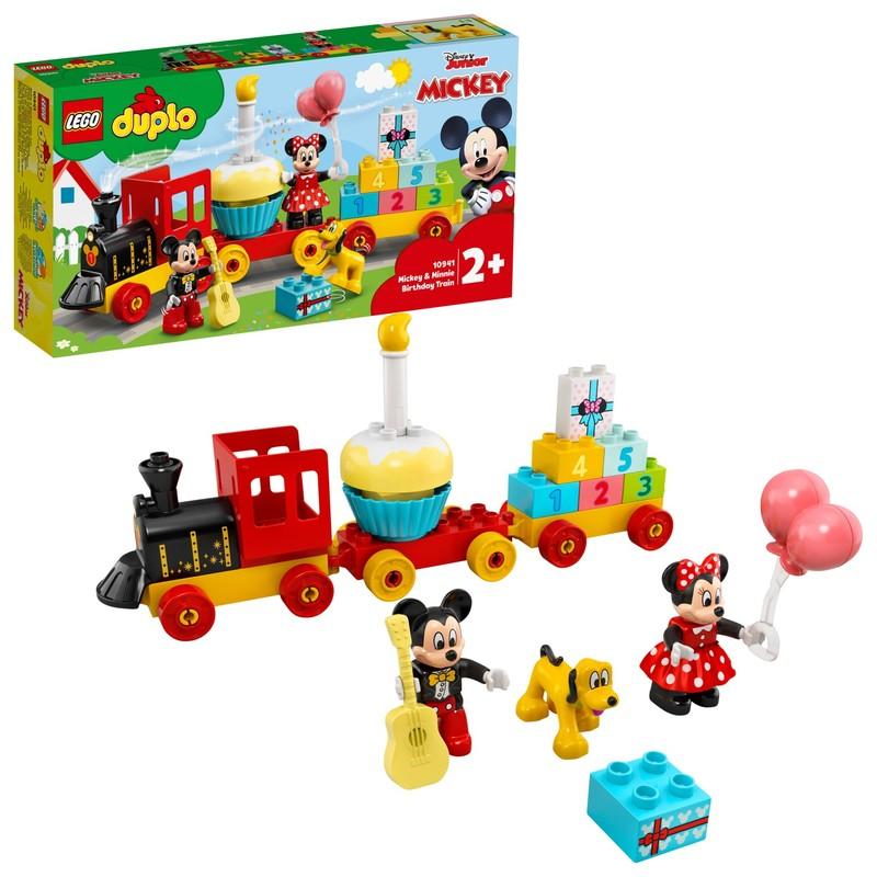 LEGO - Narozeninový vláček Mickeyho a Minnie