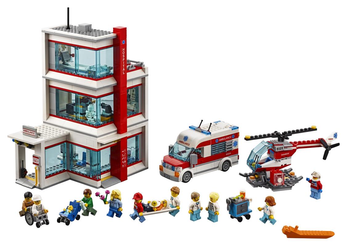 LEGO - Nemocnice LEGO City
