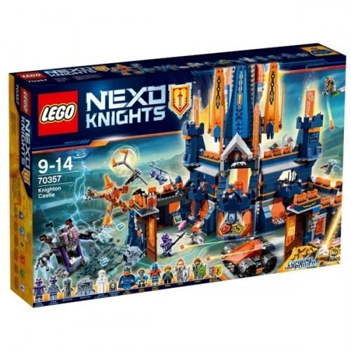 LEGO - Nexo Knights 70357 Hrad Knighton