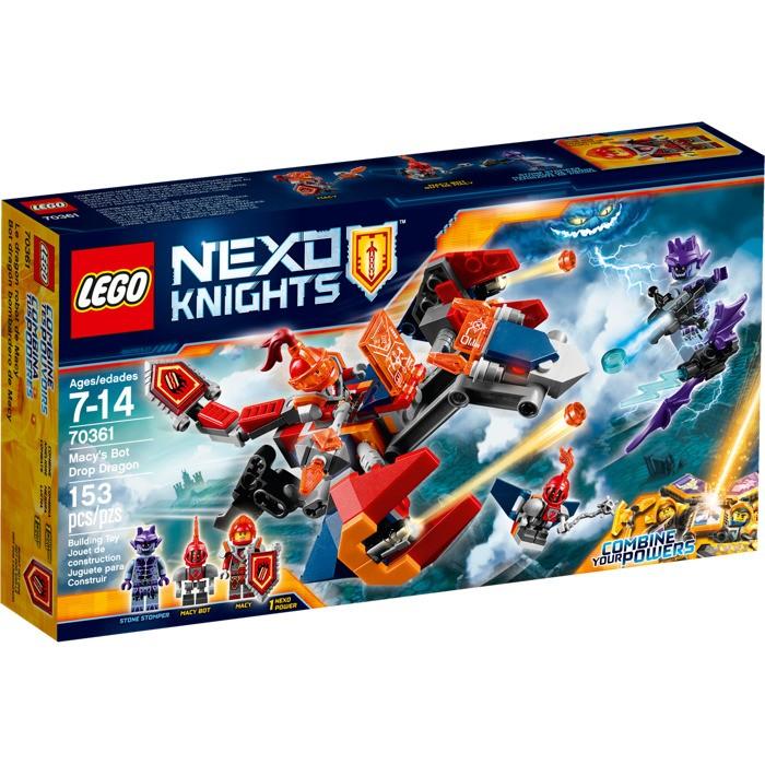 LEGO - Nexo Knights 70361 Macyin Robodrak