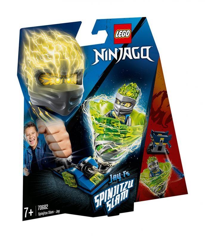 LEGO - Ninjago 70682 Spinjitzu výcvik - Jay