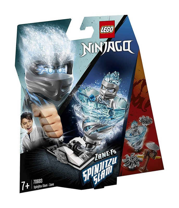 LEGO - Ninjago 70683 Spinjitzu výcvik - Zane