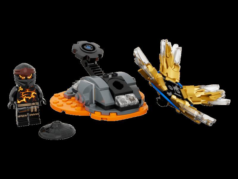 LEGO - Ninjago® 70685 Spinjitzu úder - Cole