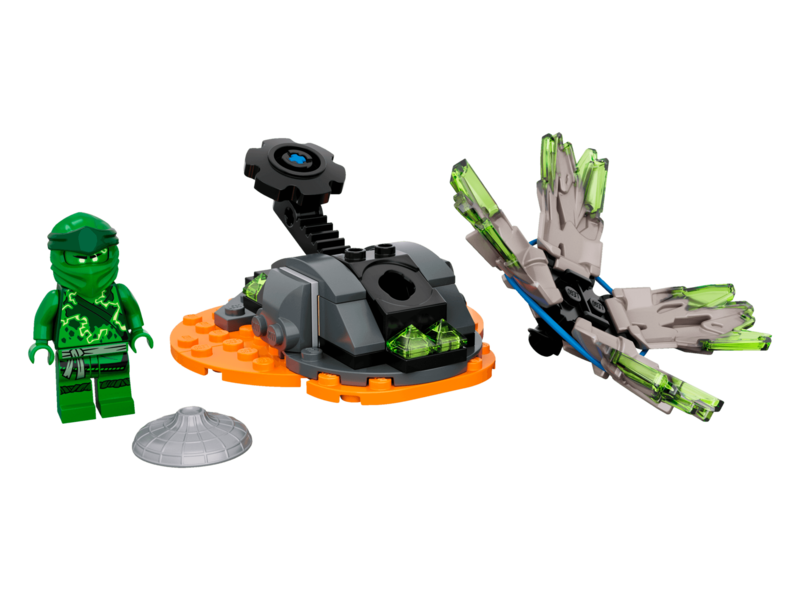 LEGO - Ninjago® 70687 Spinjitzu úder - Lloyd