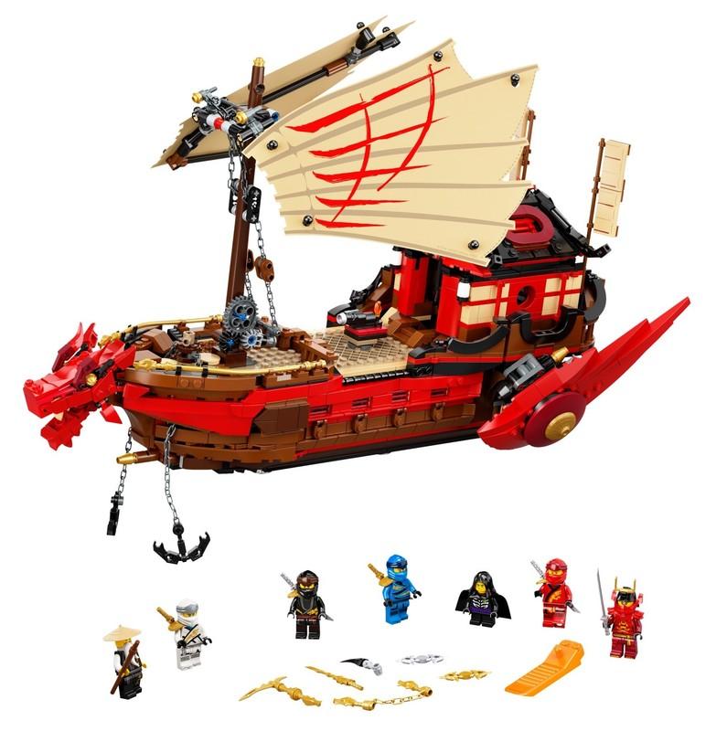 LEGO - Ninjago® 71705 Odměna osudu