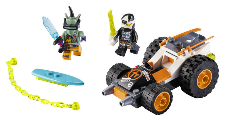 LEGO - Ninjago 71706 Colovo rychlé auto