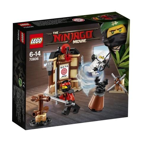 LEGO - Ninjago Movie 70606 Výcvik Spinjitzu