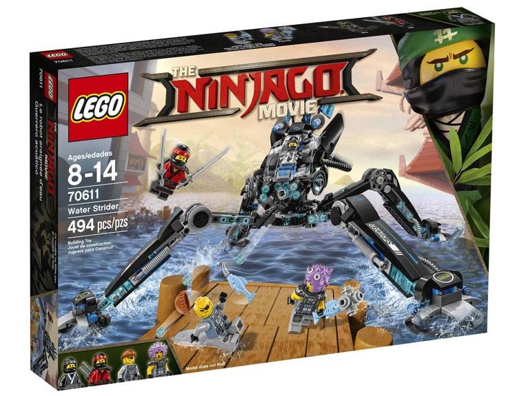 LEGO - Ninjago Movie 70611 Vodní chodec