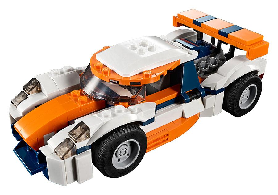 LEGO - Závodní Model Sunset
