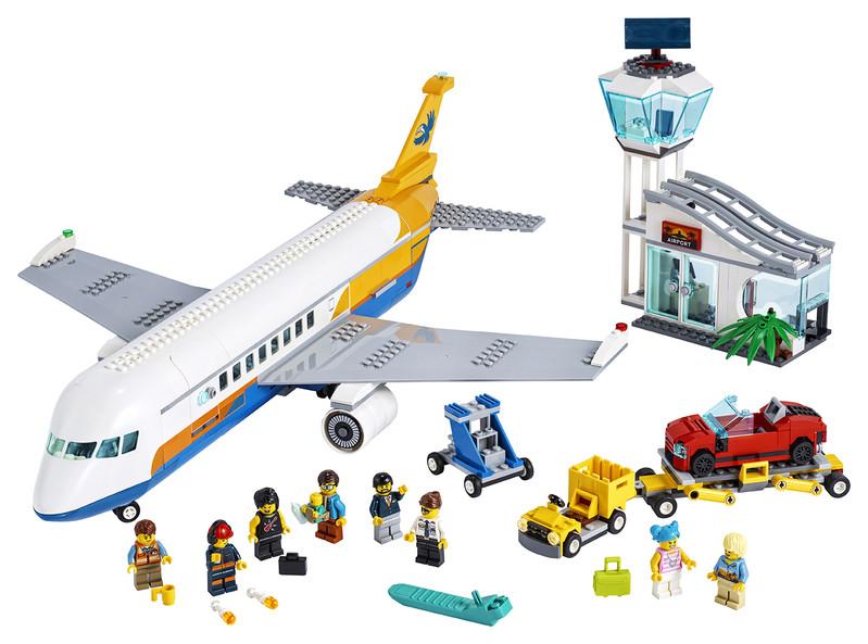 LEGO - Osobní letadlo