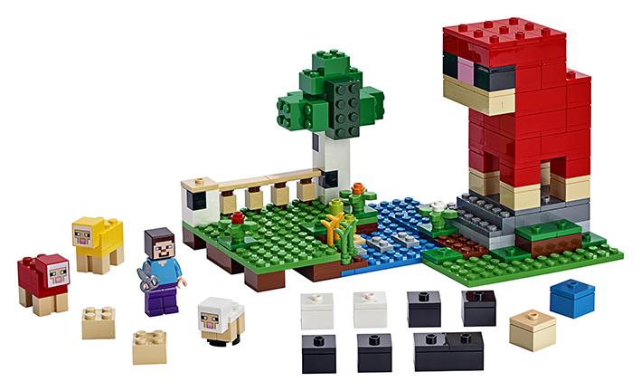 LEGO - Ovčí Farma
