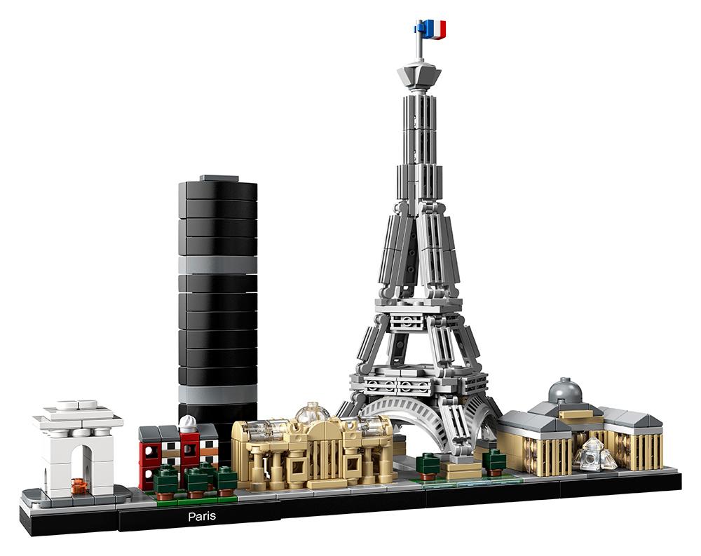 LEGO - Paříž
