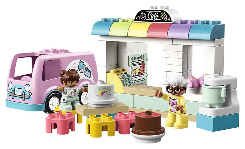 LEGO - Pekárna