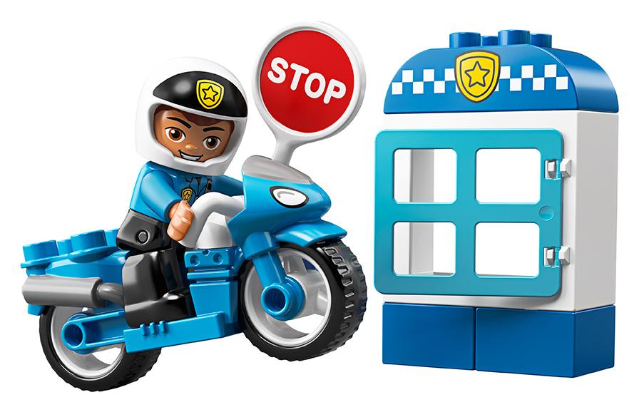 LEGO - Policejní Motorka