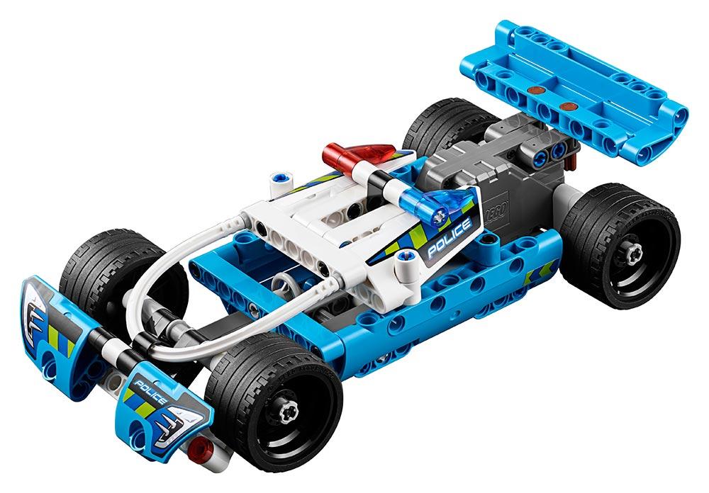LEGO - Policejní Honička