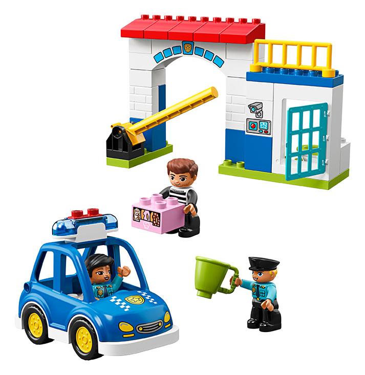 LEGO - Policejní Stanice