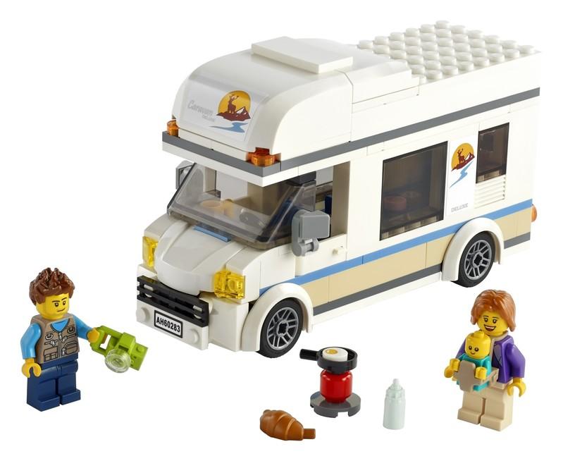 LEGO - Prázdninový karavan